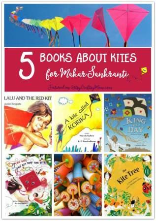 5 Heart Warming Books About Kites for Makar Sankranti