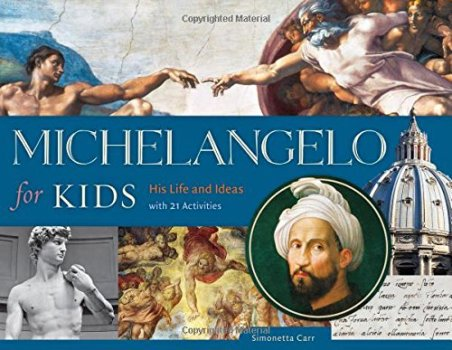 michelangelo art projects for kids