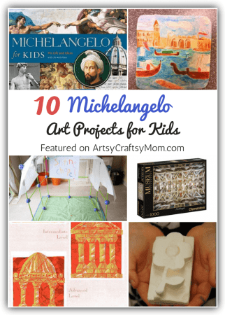 Magnificent Michelangelo Art Projects for Kids