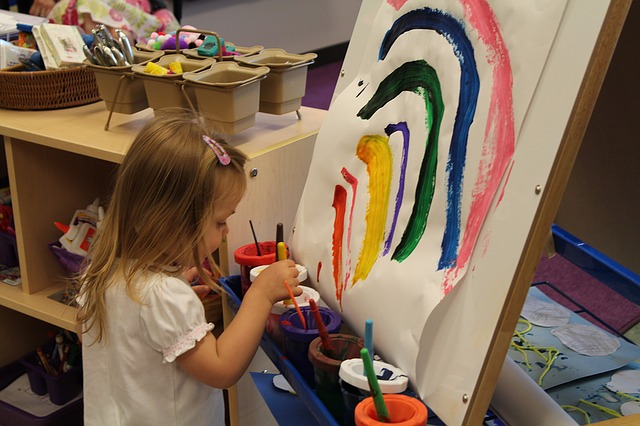 Process art is an art movement that's all about the process and not the product. Here's all you need to know about the what, why & how of process art for kids.