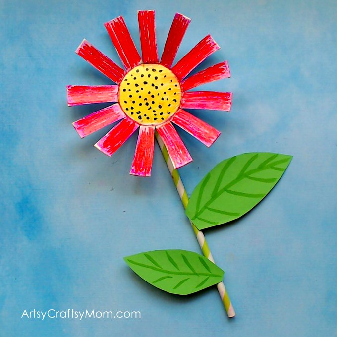 How to make a Paper Cup Flower Craft   Video Tutorial How to make a Paper Cup Flower Craft     Video Tutorial
