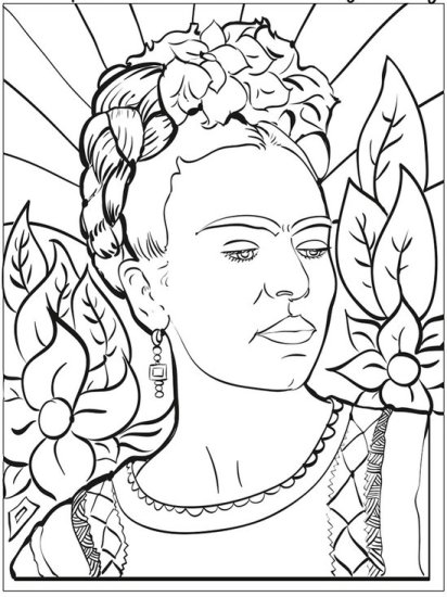 Frida Kahlo faced a lot of pain in her life, but she turned it all into art. Teach children about this incredible artist and personality with these 10 fantastic Frida Kahlo Art Projects for Kids.