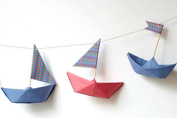 origami crafts for kids