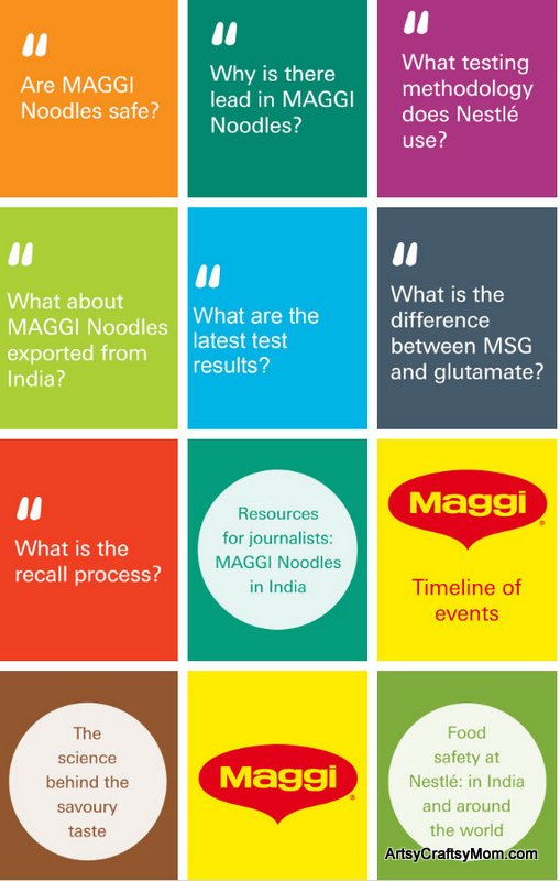 Busting Myths about Maggi & a visit to the Nestle R & D Center at Manesar - MSG, Fat %, and Food safety plus a delicious recipe of Maggi Lasagna