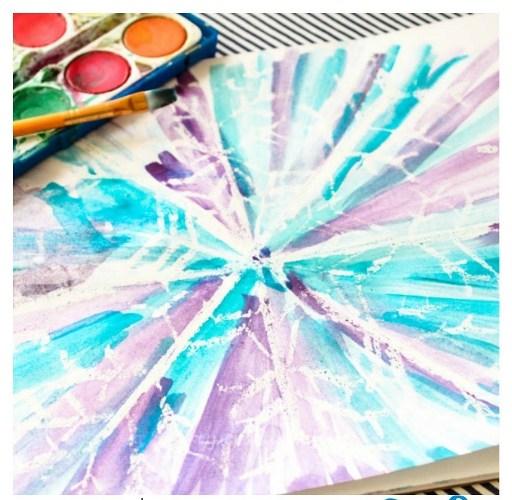 Winter Art Ideas for Kids
