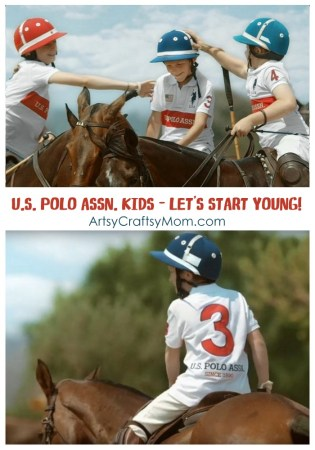 U.S. POLO ASSN. Kids – Let's Start Young!