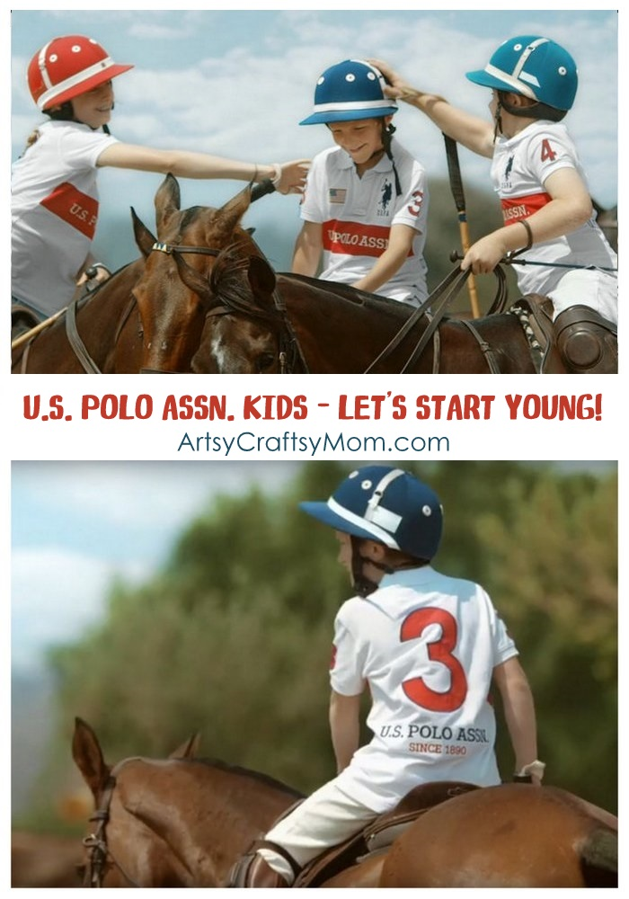 U.S. POLO ASSN. Kids - Let's Start Young!