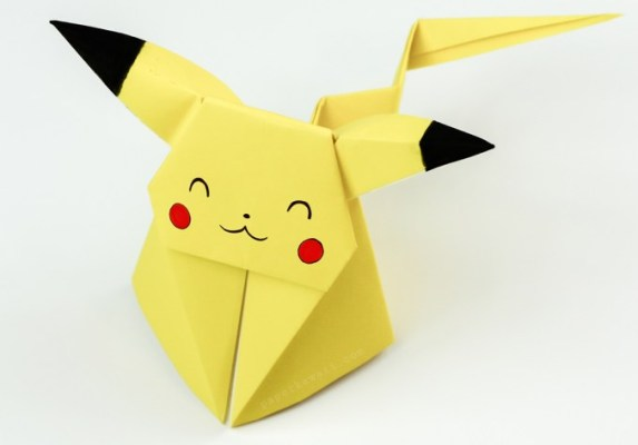 Pokémon Crafts for Kids