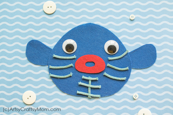 photo regarding Printable X Rays named X for X-Ray Fish Craft with Printable Template