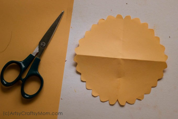 Pretend Play Food Collage - Paper Pie Craft for Kids