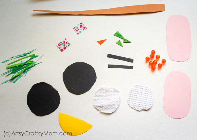 You may need years of training to become a Sushi chef, but not for this easy Paper Sushi Craft! Recreate this iconic dish with brightly colored craft paper!