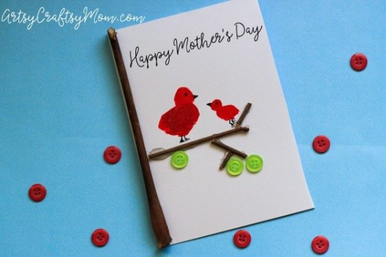 handprint crafts for mothers day
