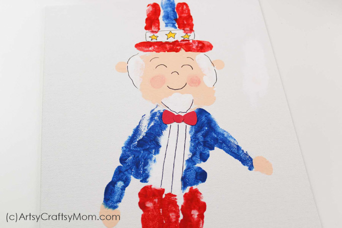 This Independence Day, check out our 4th of July Handprint Crafts based on classic American icons - Uncle Sam and the Bald Eagle!