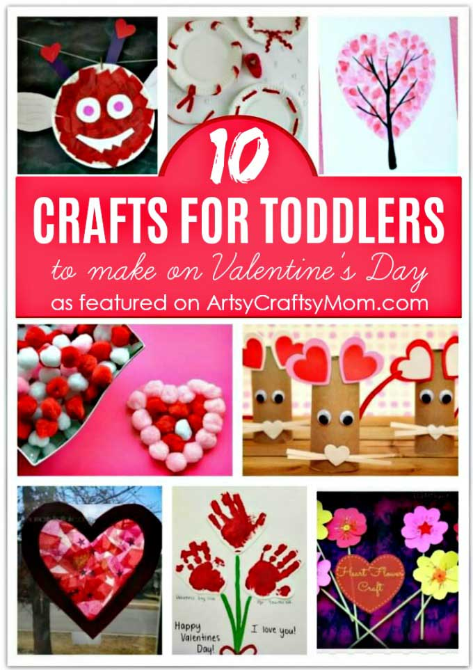 The Ultimate List Of 100 Valentine S Day Crafts And Activities