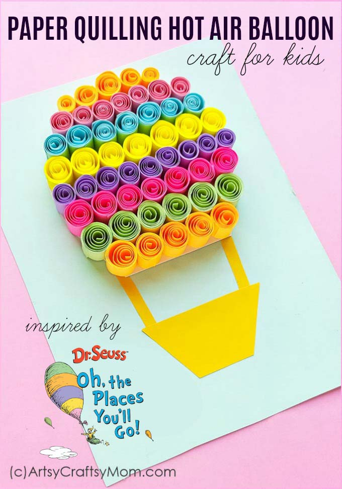 image relating to Oh the Places You Ll Go Balloon Printable Template known as Oh the Sites Youll Transfer!\