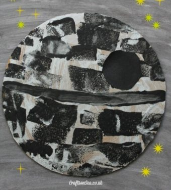 10 Star Wars Crafts and Activities for Kids