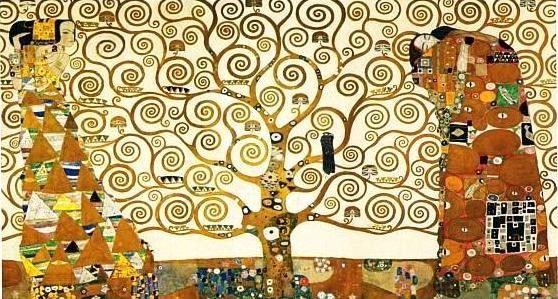 Gustav Klimt art projects for kids