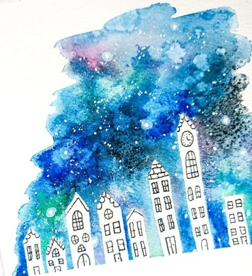 Introduce kids to the world of watercolors with these fun and easy to do watercolor projects for kids! Learn new techniques, ideas and get creative!