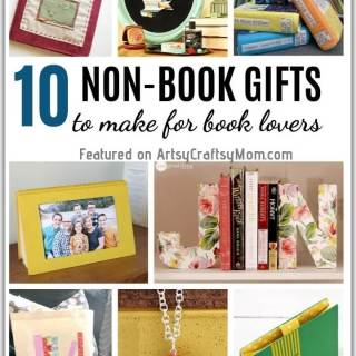 Got a book lover in your life? Try out these cute and easy-to-make DIY Gifts for Book Lovers that are sure to make them jump with happiness!
