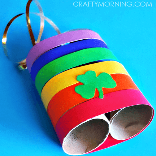It's the season to celebrate everything shamrock, leprechaun and gold! Do it with our adorable St. Patrick's Day crafts for kids and the kids at heart!