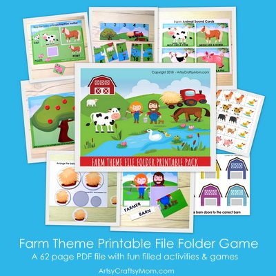 Farm Printable 001