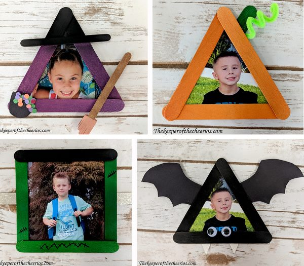 Got craft sticks at home? Then these Easy Popsicle Stick Crafts for Halloween are the perfect projects to you to make during this season!