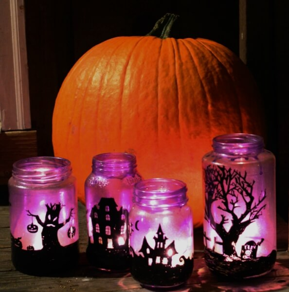 Running out of time? These Last Minute DIY Halloween Decor Ideas are perfect for the season, without needing too much time or money!