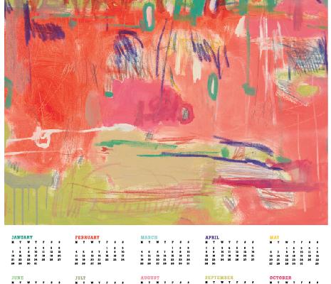 2013 Michelle Armas Calendar