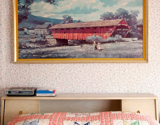 Camp Home series by Kevin Miyazaki