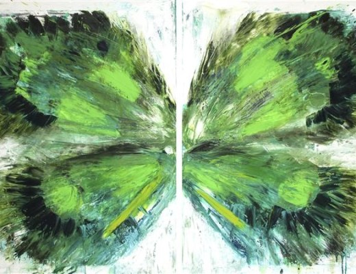 Green Wings by Mia Henry
