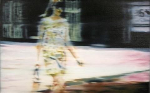 Yellow Dress II by Dan McDermott