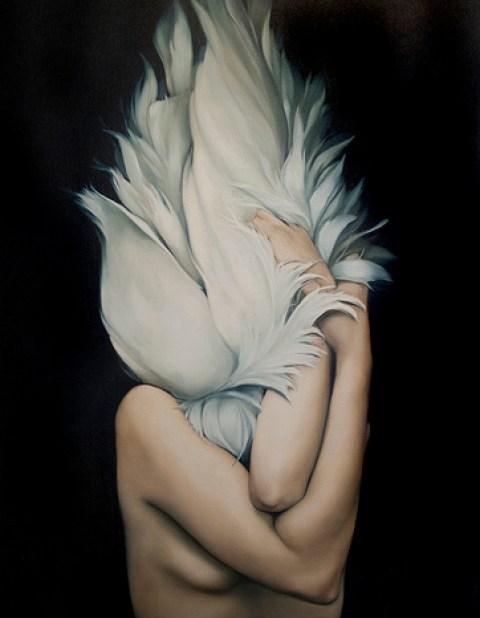 Tulip Crest by Amy Judd