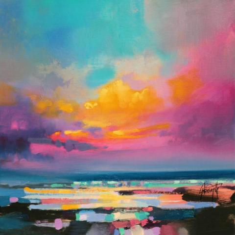 Diminuendo Sky Study 2 by Scott Naismith
