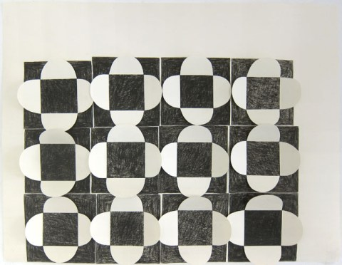 Sabine Finkenauer | artsy forager #art #artists #collage #abstractart