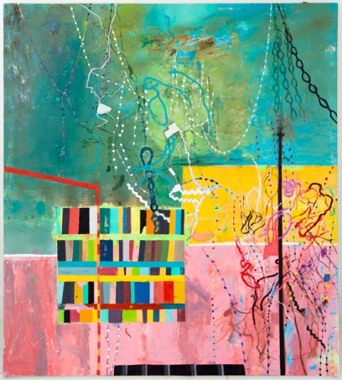 ... Pam Saturday | artsy forager #art #artists #paintings #mixedmedia  #abstract