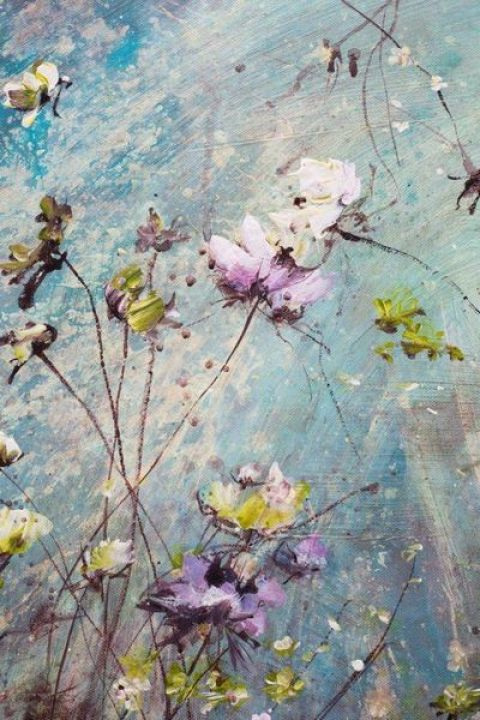 Laurence Amelie   artsy forager #art #artists #paintings #contemporaryart