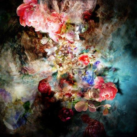Isabelle Menin | artsy forager #art #artists #photography #flowers #contemporaryart
