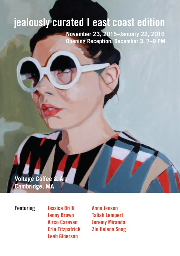 Jealously Curated show