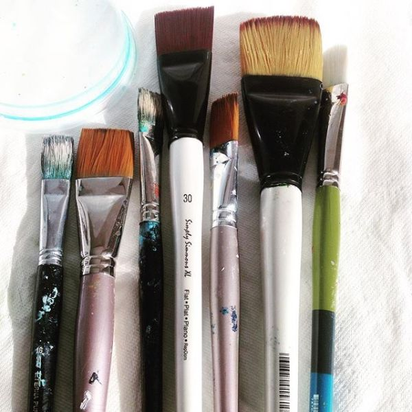 Ashland paintbrushes