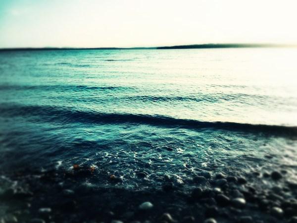 Richmond beach shore