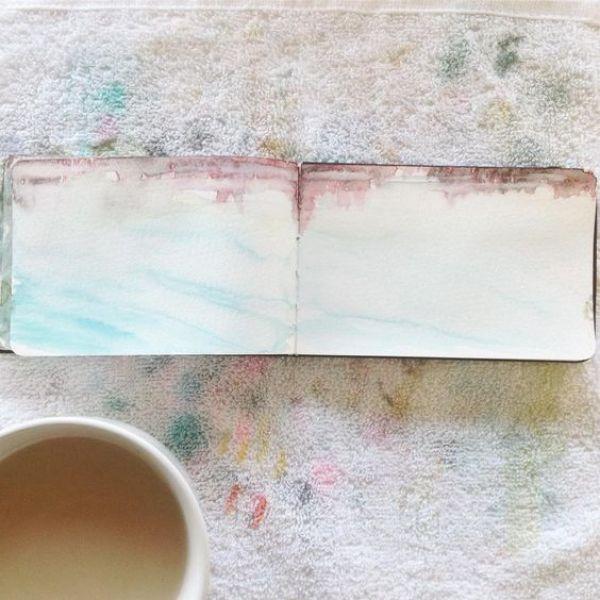 12 | 21 | 16 #watercolorsandcoffee