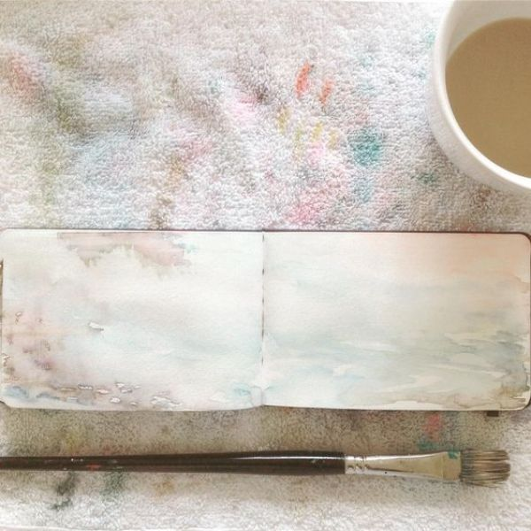 12 | 26 | 16 #watercolorsandcoffee