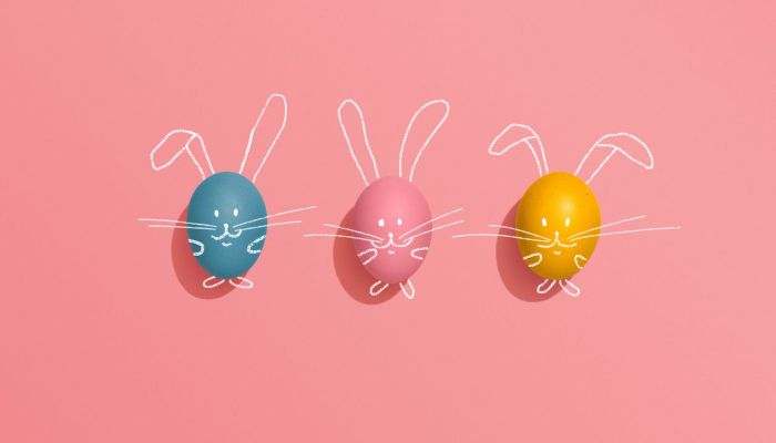 FREE Easter Cut Files For The Cutest Projects