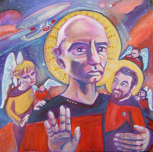 The Third Annual Captain Picard Day! – The Mann