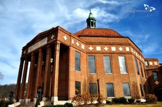 A gorgeous church.