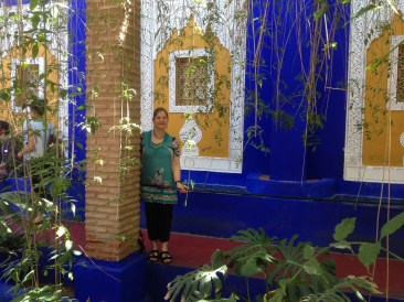 Majorelle Gardens, Marrakech
