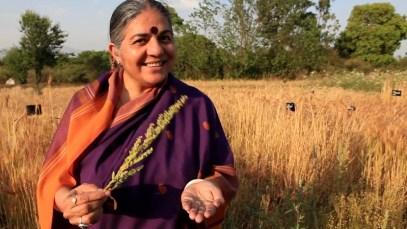 Vandana Shiva: La revolución es inevitable y será ecológica