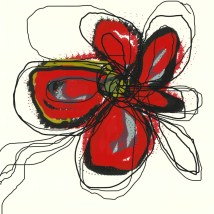 Butterfly Red