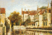 Across the Canal