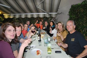 Inaugural Tuscany Dinner